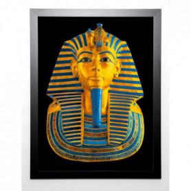 18TH DYNASTY Image encadrée Tutenkhamun 67x87 cm