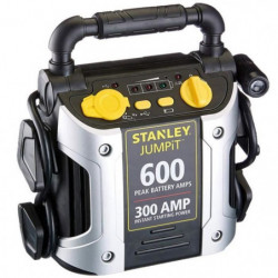Chargeur BOOSTER Stanley 300 Amperes Instantané /600 Amperes