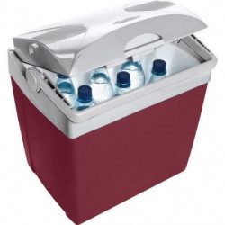 MOBICOOL Glaciere Thermoélectrique V26 ACDC 12/230V Rouge