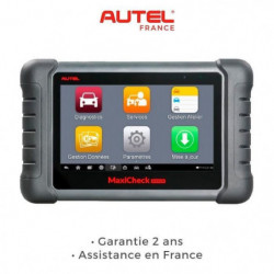 AUTEL MX808 / MK808 Valise diagnostic-Version Europe-Assistance