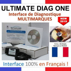 Valise diagnostic auto ULTIMATE DIAG ONE