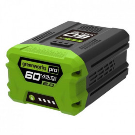 GREENWORKS TOOLS Batterie Li-Ion - 60 V - 2 Ah