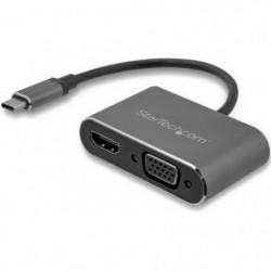 StarTech.com Adaptateur multiport AV numérique USB-C - Sorties