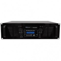 IBIZA SOUND AMP1000USB-BT Amplificateur de sonorisation