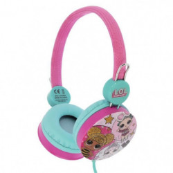 L.O.L. Surprise! Casque Audio Enfant Kidsafe