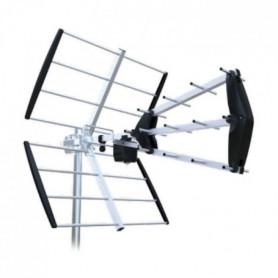 METRONIC Antenne extérieure UHF trinappe 415048