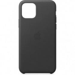 APPLE Coque Cuir Noir pour iPhone 11 Pro