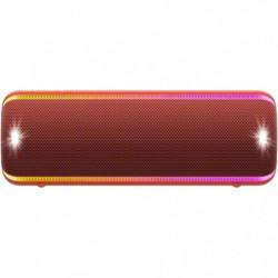 SONY SRSXB32R Enceinte Bluetooth EXTRA BASS 24h Splash proof
