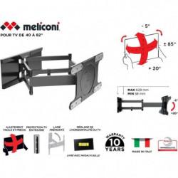 MELICONI 480870 Support mural TV Spécial OLED SDRP TV OLED