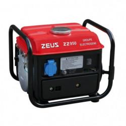ZEUS Groupe électrogene 720W à moteur essence 2 temps ZEUZ 950