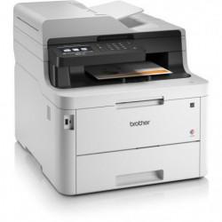 BROTHER Imprimante multifonction Laser couleur 4-en-1 LED