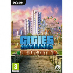 Cities : Skylines Park Life Edition PC