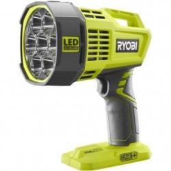 RYOBI Spot LED 18V - 2500 lumens - 3 intensités