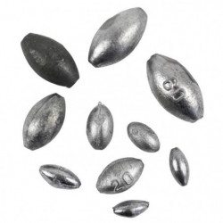 PECH'CONCEPT Assortiment Plombs Olives 50G 60G