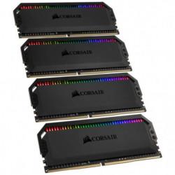 CORSAIR Kit de mémoire DOMINATOR RGB 32Go (4 x 8Go) DDR4 DRAM