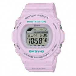 CASIO Baby-G Montre BLX-570-6ER indicateur des marées, lavande