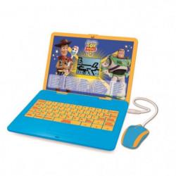 LEXIBOOK - Toy Story - Ordinateur portable éducatif bilingue