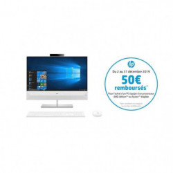 "HP PC Pavilion All-in-One - 23,8""FHD - Intel Core i7- 9700T"