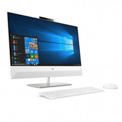 """HP PC Pavilion All-in-One - 27""""QHD - Core i7- 9700T - RAM 8Go"""