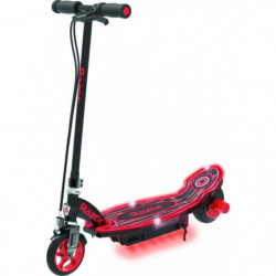 Razor Power Core E90 Glow - Trottinette électrique - Rouge/Noir