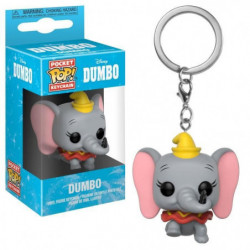 Porte clé Pocket Pop! Disney: Dumbo
