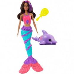 Barbie - Barbie Teresa Couleurs Aquatiques - 3 ans et +