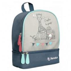 RENOLUX Paris Sac a dos Snackbag Sophie la Girafe