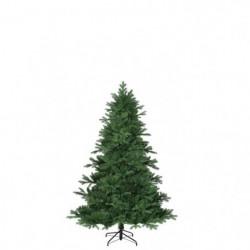 Sapin de Noël Brampton - PVC - H 120 x Ø 91 cm - 684 branches
