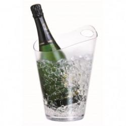 Seau a Champagne Salsa - Plexi - pour 1 bouteille
