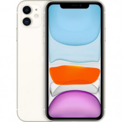 APPLE iPhone 11 Blanc 128 Go