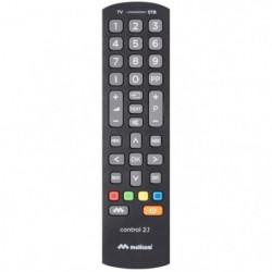 MELICONI 808037 Télécommande Universelle CONTROL 2.1 - 1 TV + 1