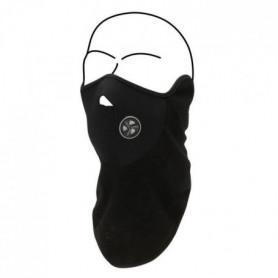 STARLING Masque poudreuse polaire - Taille unique - Noir