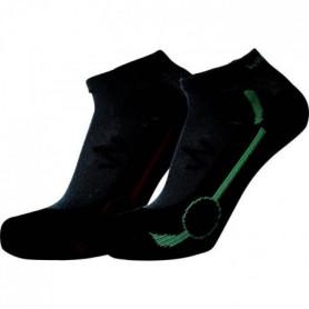 WANABEE Lot de 2 paires de chaussettes de randonnée Hike 300 LD