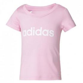 ADIDAS YG E LIN T-Shirt - ROSE
