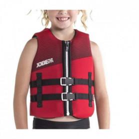 JOBE Gilet de flottaison - Enfant - Rouge