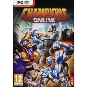 CHAMPIONS ONLINE PC DVD-ROM