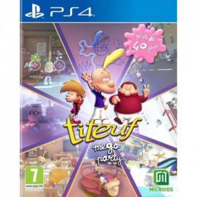 Titeuf Mega Party Jeu PS4