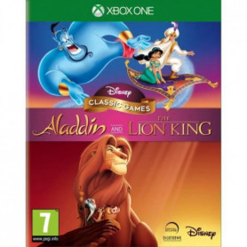 Disney Classic Games Aladdin and The Lion King Jeu Xbox One