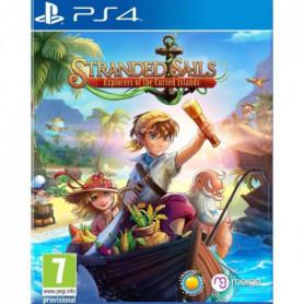 Stranded Sails Explorers of the Cursed Islands Jeu PS4