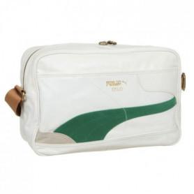 PUMA Sac Bandouliere Osio Reporter Bag - Blanc et vert