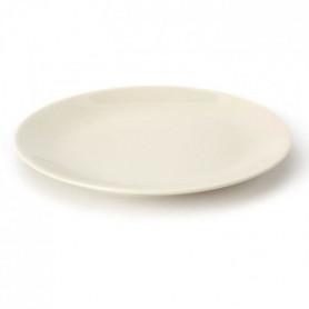 TTD Lot 6 ass plates A04962/01 26cm - ivoire