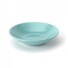 TTD Lot 6 ass creuses A04978/01 21cm  - vert bleu
