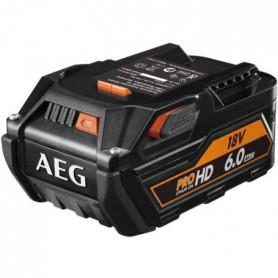 AEG POWERTOOLS Batterie 18 Volts 6,0 Ah Li-ION (systeme GBS)
