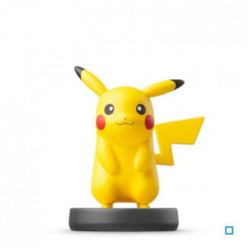 Figurine Amiibo Pikachu Super Smash Bros N°10