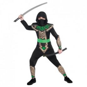 AMSCAN Panoplie Garçon - Ninja Dragon