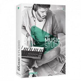 ACID Logiciel Music Studio 11