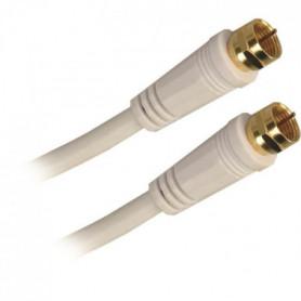 APM 409000 Cord Satellite Fiche F Mâle / Fiche F Mâle