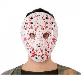 ATOSA - Masque Blanc Ensanglanté Halloween
