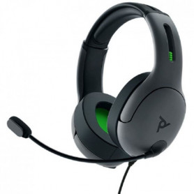 Casque PDP Level 50 Gris pour Xbox One
