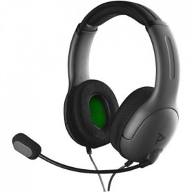 Casque PDP Level 40 Gris pour Xbox One